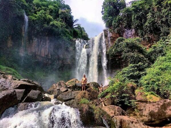 5 Rekomendasi Curug Sekitar Gunung Bunder di Bogor, Cantik Banget!
