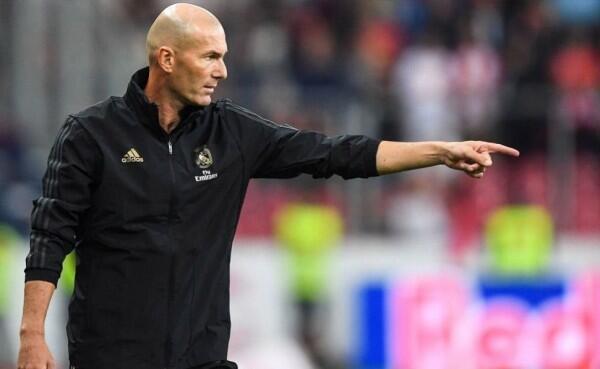 Zidane: Saya Tahu Mbappe Bermimpi Agar Bisa Bergabung Real Madrid