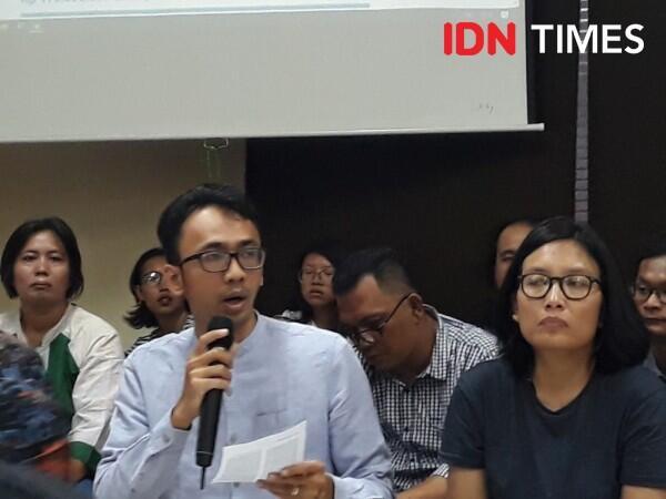 Kuasa Hukum Novel: Laporan Dewi Tanjung di Luar Nalar & Kemanusiaan