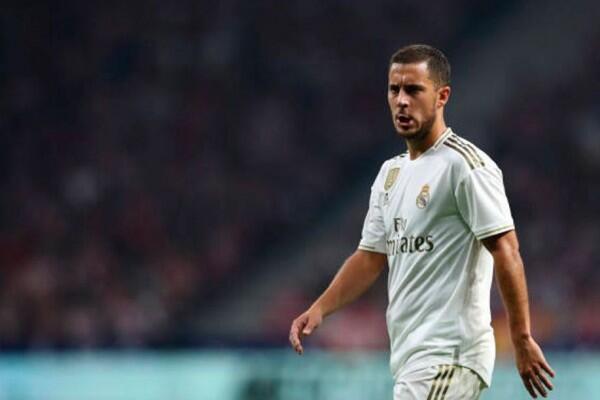 Eden Hazard Meredup di Madrid, Arsene Wenger Sebut Alasannya