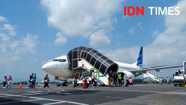Pergerakan Saham Garuda Usai Putus Nyambung dengan Sriwijaya Air
