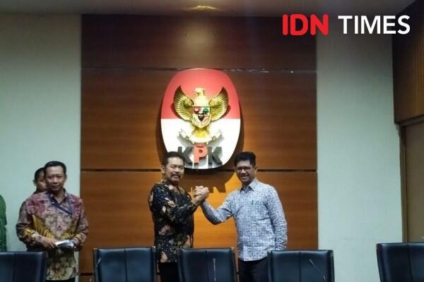 Sambangi Gedung KPK, Jaksa Agung Baru Bantah Negosiasi Kasus Korupsi