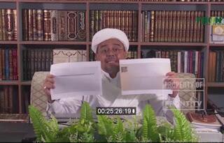 Habib Rizieq Beberkan Bukti Pencekalan Dirinya Atas Alasan Keamanan bukan Overstay🔥