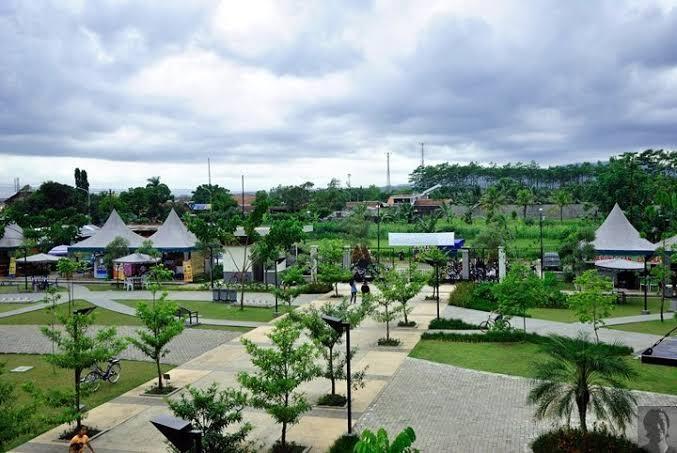Andhang Pangrenan, Taman yang Cozy dan Inspiratif!