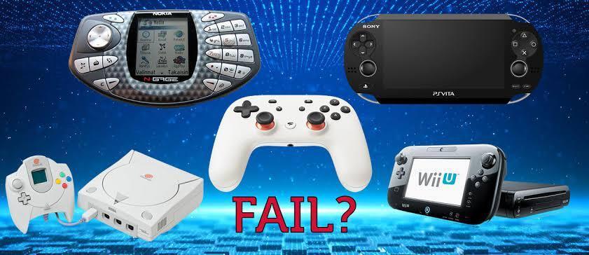 5 Konsol Game Yang Pernah Gagal Di Pasaran Atau Fail