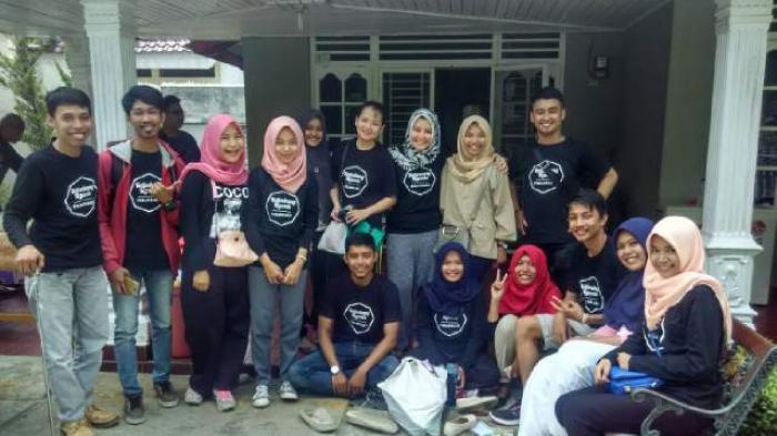 Komunitas Ketimbang Ngemis, Generasi Muda Memajukan Indonesia!