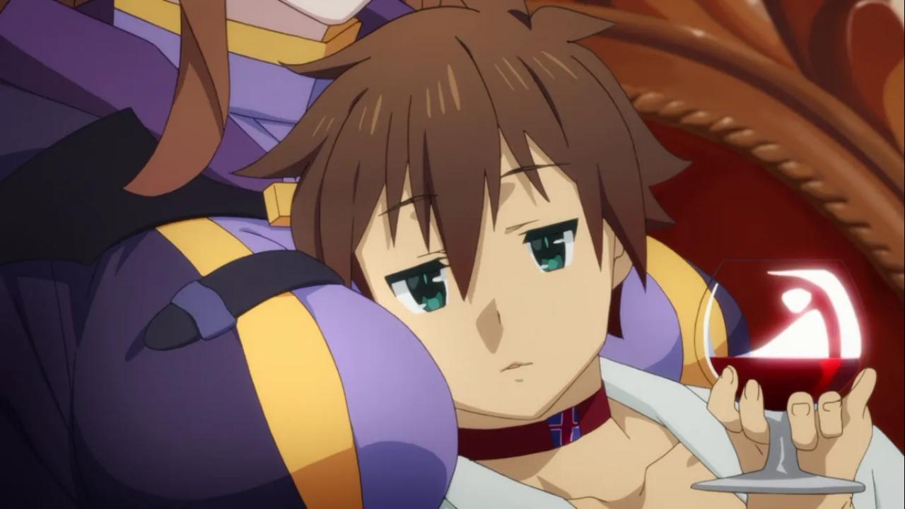 MC Anime Isekai Terkuat