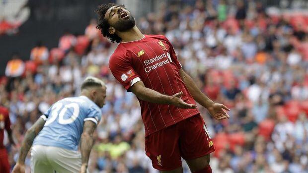 Man City Tak Pernah Menang di Kandang Liverpool