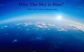 Kenapa langit bewarna biru