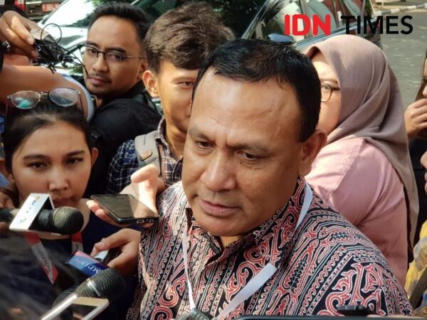 Sebelum Dilantik Jadi Ketua KPK, Firli Dapat Promosi Lagi di Polri