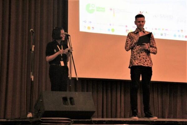 Sekitar 2.165 Pelajar Surabaya Hadir di Science Film Festival 2019