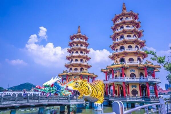 7 Destinasi Kece Kaohsiung, Kota Parade Musik Truk Sampah di Taiwan