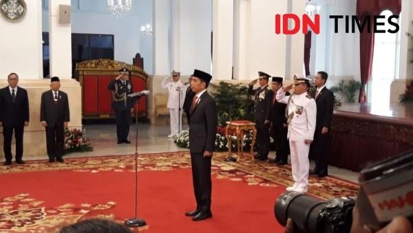 Jokowi: Kursi Wakil Panglima TNI Bisa Diisi Kapan Saja
