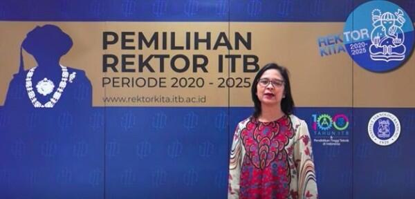 Ini Rekam Jejak Reini Wirahadikusumah, Rektor Perempuan Pertama di ITB