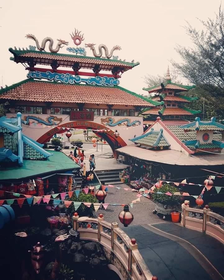 Wisata Kampung Cina di Kota Wisata Cibubur