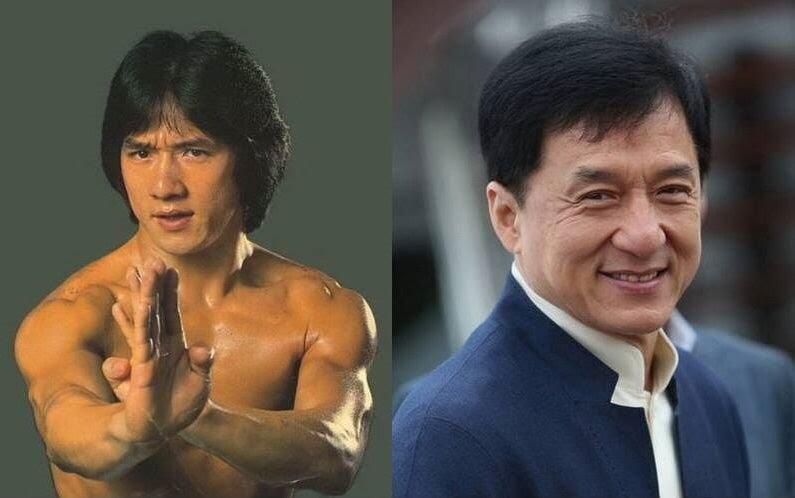 11 Aktor Laga Mandarin, Dulu vs Sekarang. Siapa Favoritmu?