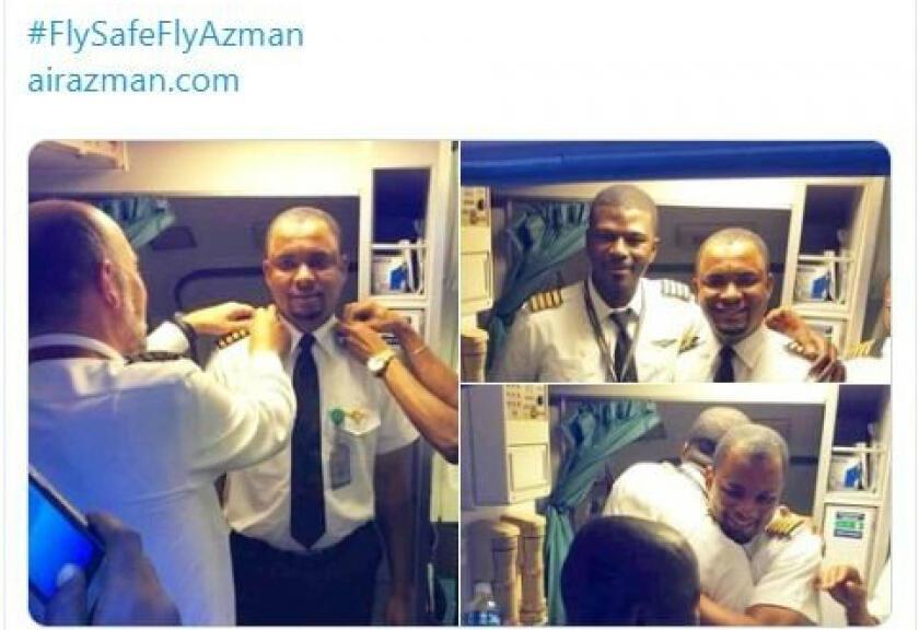 Viral! 24 Tahun Membersihkan Pesawat, Pria Ini Kini Menjadi Pilot