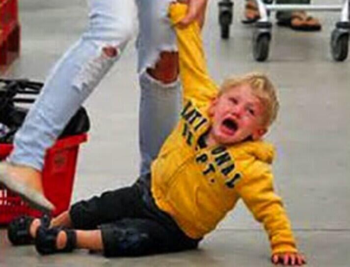 Mencegah Anak Rewel di Pusat Perbelanjaan, Lakukan Cara Mudah Berikut