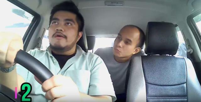"Viral Cekcok Adu Mulut Driver Taxol Vs Penumpang ""Mbayar Rolasewu Ae Kakean Cangkem!"""