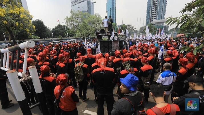 Bila UMK Dihapus: Buruh yang Biasanya Dapat Rp4,2 Juta Jadi Rp1,6 Juta