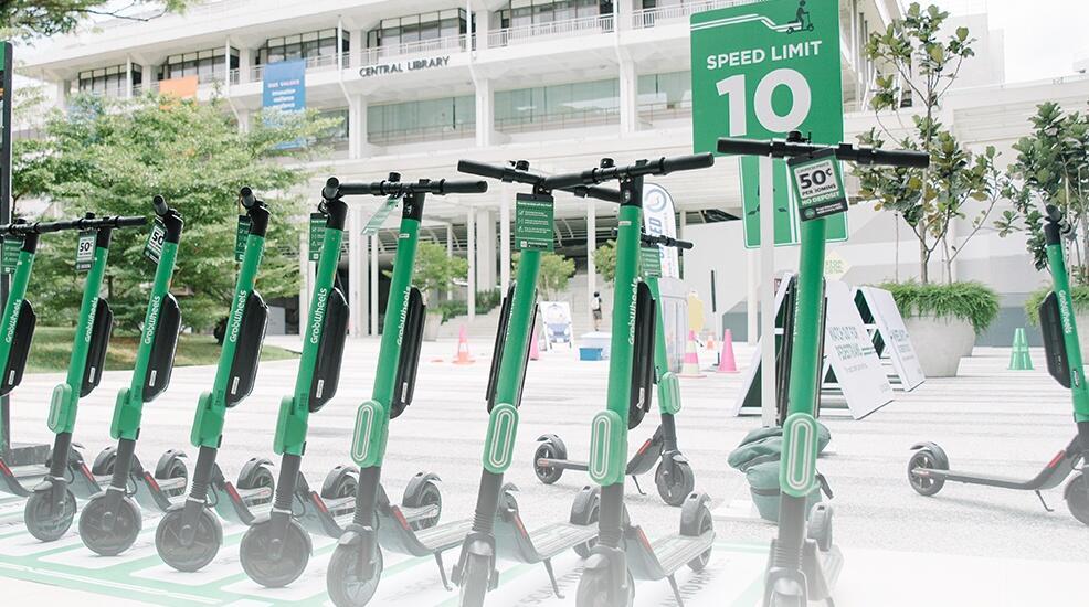 Polemik Skuter Listrik di Jakarta, Buat Alternatif Transportasi atau Konten?