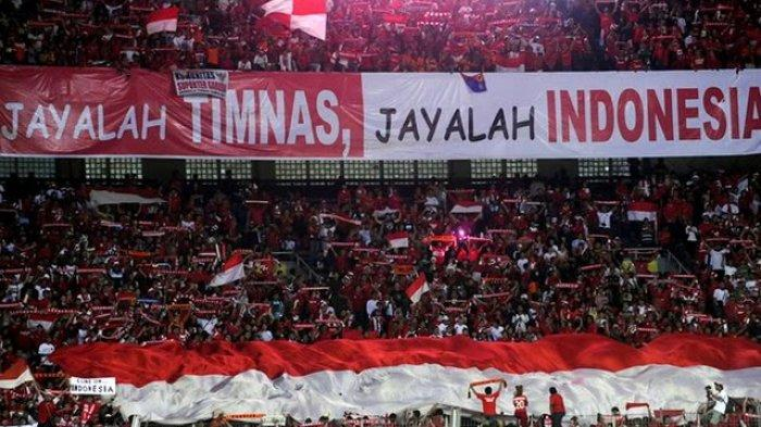 Kalo Udah Sayang Sama Timnas Indonesia, Mau Kalah Terus Tetap Didukung Broooooo