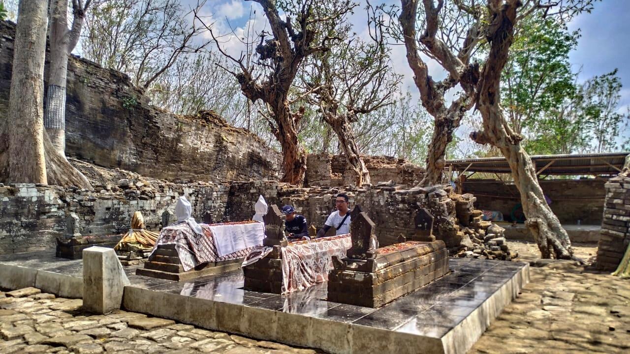 Istana Kematian Ratu Malang Di Gunung Kelir, Lambang Kisah Cinta Pilu Di Abad 17
