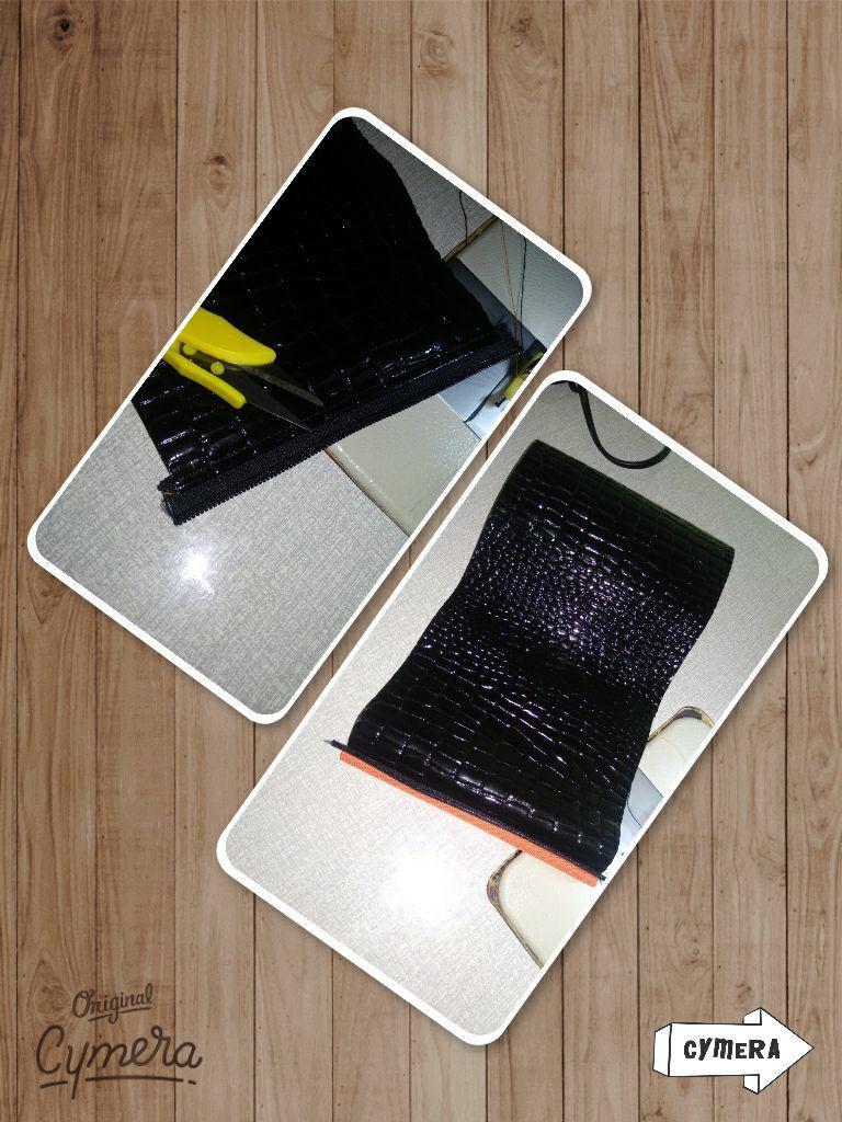 DIY : Tas atau Dompet ketupat