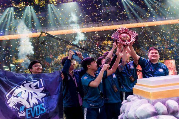 Bikin Bangga, EVOS Legends Indonesia Jadi Juara Dunia Mobile Legends!