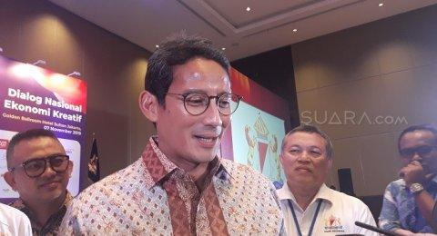 Sandiaga Bakal Jadi Bos BUMN?, Istana: Tanya ke Erick Thohir