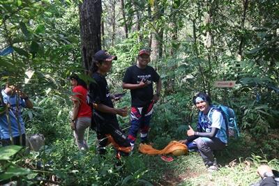 [FR] Banyuhike 2019 - Hiking dan Penanaman 1000 Pohon - Peserta Mangstabbb gannn !!!