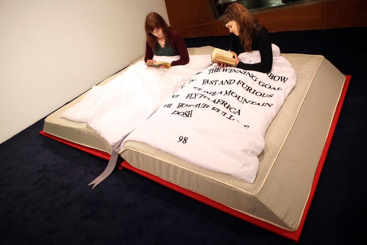 Tempat Tidur Nyeleneh, Kamu Pilih Yang Mana ?