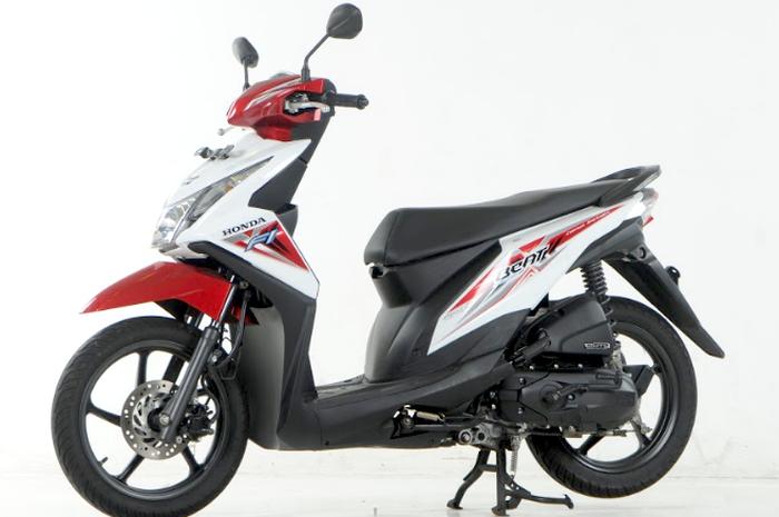 """Keistimewaan Honda Beat Yang Katanya Motor """"Si Miskin"""""""