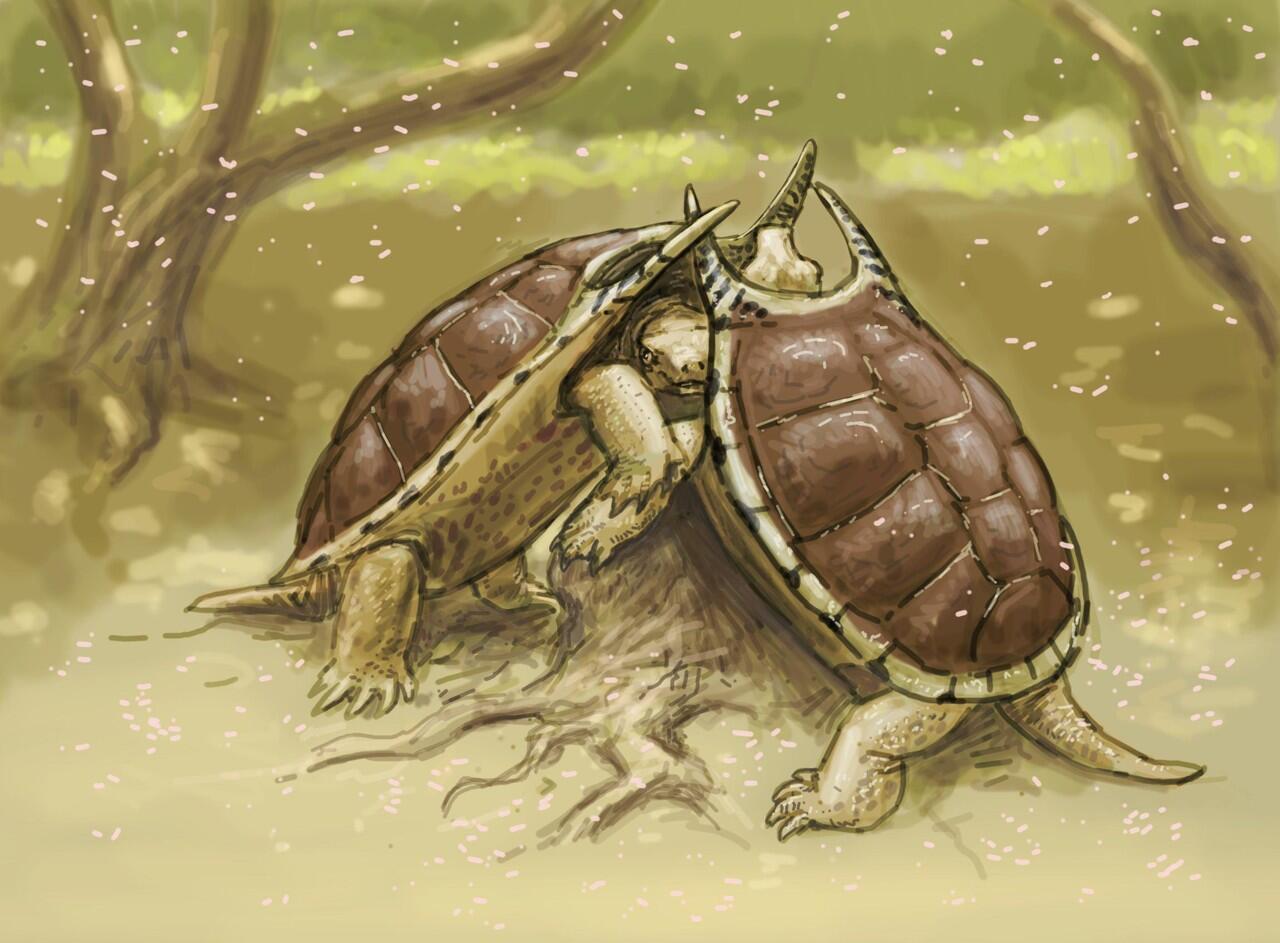 Gak Cuma Dinosaurus, 45 Hewan Keren Ini Juga Hidup Di Jaman Dinosaurus Loh!