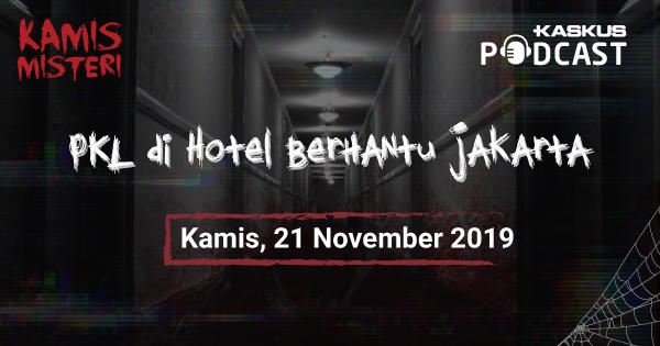 PKL di Hotel Berhantu Jakarta