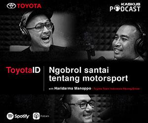 Ngobrol Santai tentang Motorsport Bareng Haridarma Manopo