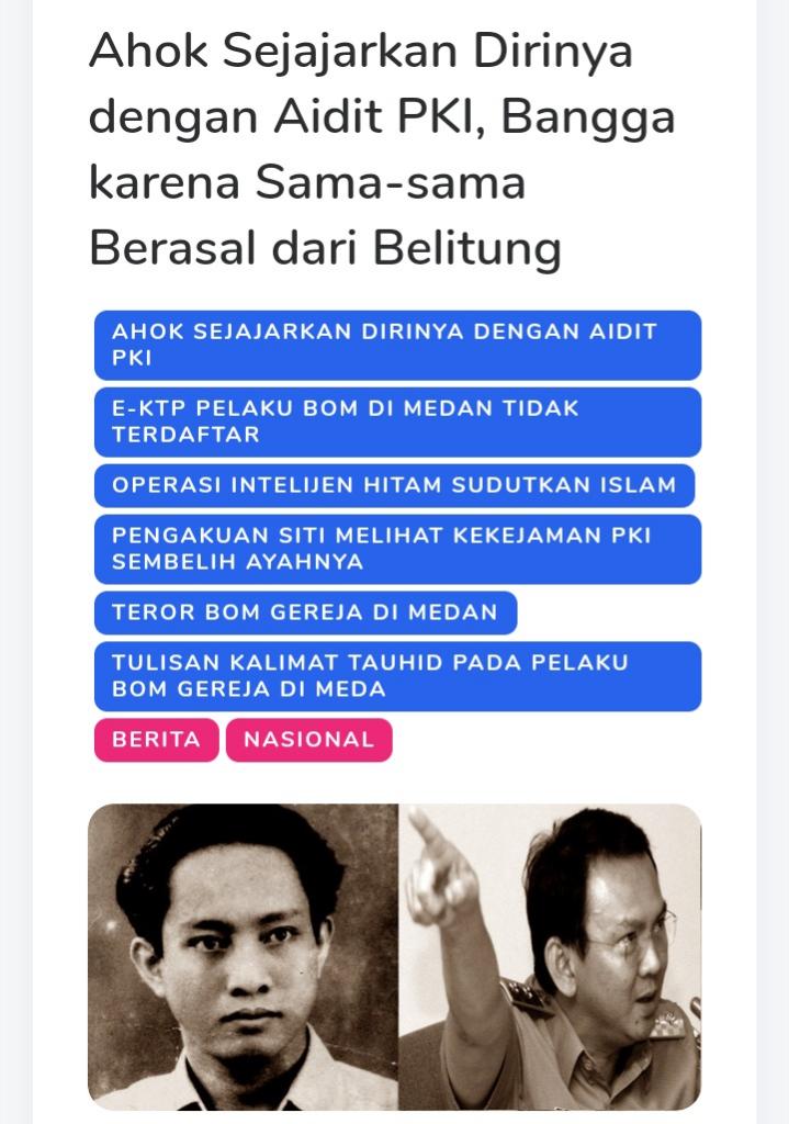 Prabowo Minta Guru Ceritakan G30S/PKI ke Siswa: Komunis Masih Eksis