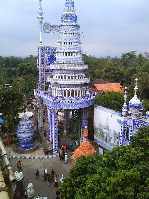 Unik! Wisata Religi di Masjid Tiban Turen, Malang. Benarkah Dibangun Oleh Jin?
