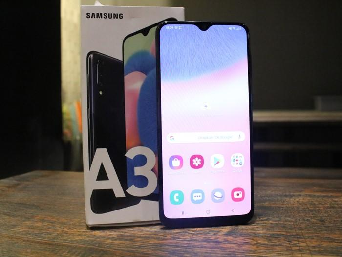 Samsung Galaxy A30s, Ponsel Middle Class dengan Triple Camera & NFC