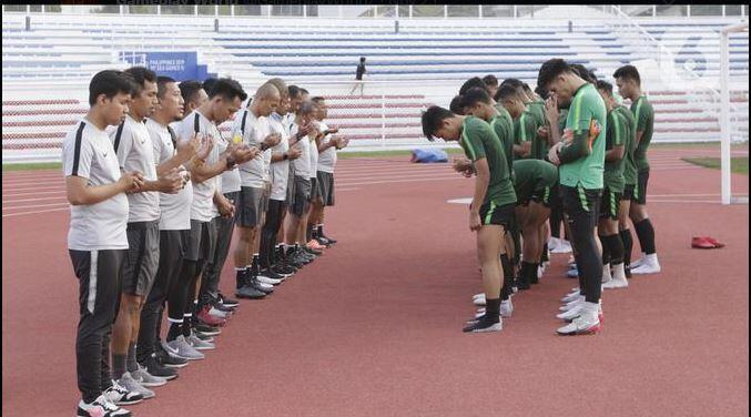 Prakiraan Formasi Timnas Indonesia vs Thailand di SEA Games 2019