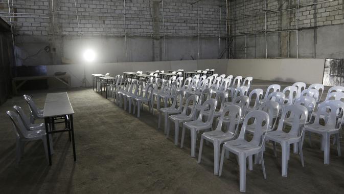 Buruknya Kondisi Rumput Rizal Memorial Stadium Filipina