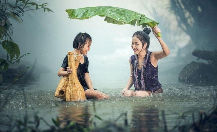 Musim Hujan, Anak Gunung Liburan Kemana?