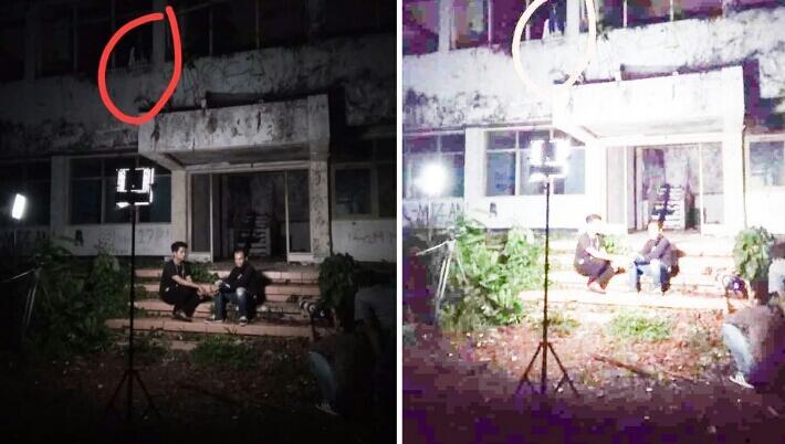 Iseng Hitung Kuntilanak di 'Merinding' NET TV, Netizen Syok Banyak Penampakan Muncul