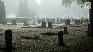 Gara-Gara Bercanda di Area Pekuburan Kebon Nanas