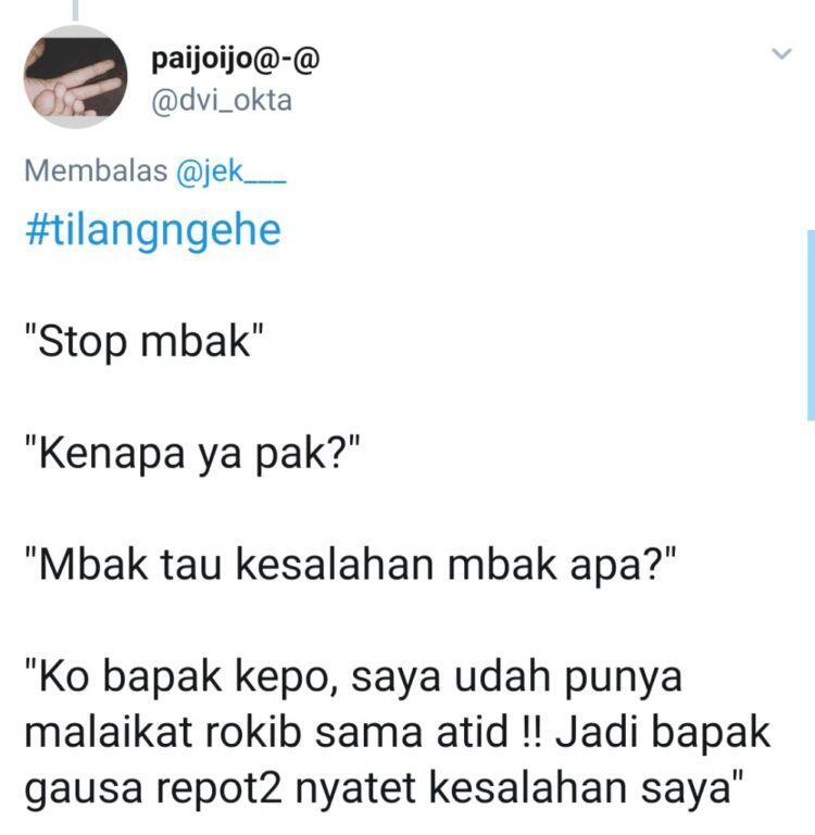 Beragam Komentar Netizen Saat Kena Tilang, Bikin Salto dan Ketawa Kejang!