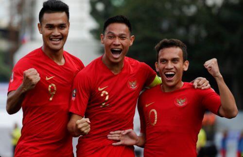 Usai Pukul Thailand, Ini Jadwal Timnas Indonesia di SEA Games 2019