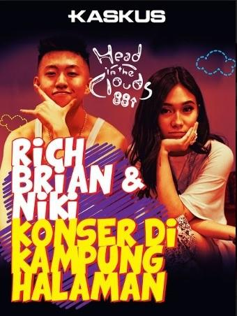Kenalan Sama Rich Brian & NIKI Sebelum Nonton Mereka di Head In The Clouds Indonesia!