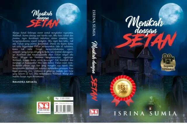 REVIEW NOVEL MENIKAH DENGAN SETAN Karya Isrina Sumia