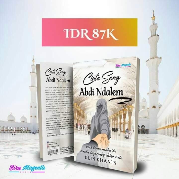 REVIEW CINTA SANG ABDI NDALEM Karya Elin Khanin