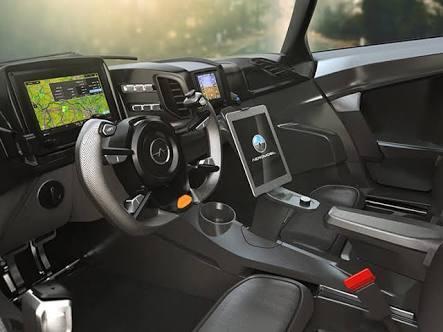 Supercar Melayang Produksi Eropa??(Sama Persis Video Game Gta San Andreas!!)